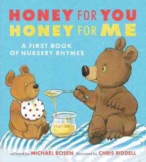 Rosen, M: Honey for You, Honey for Me de Michael Rosen