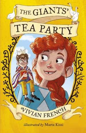 Giants' Tea Party imagine
