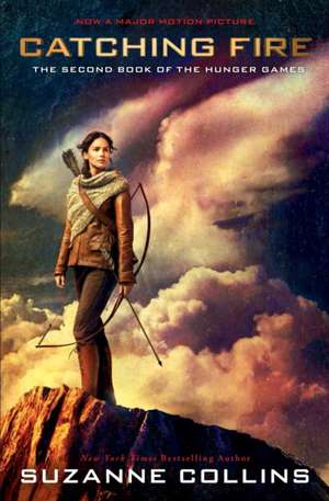 The Hunger Games 2. Catching Fire. Movie Tie-In de Suzanne Collins