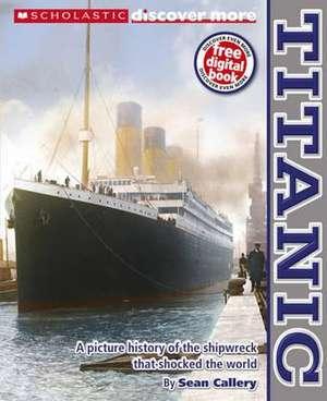 Titanic de Sean Callery