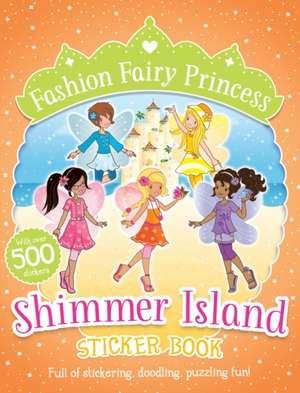 Shimmer Island Sticker Book