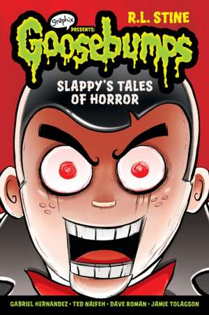 Slappy and Other Horror Stories de R. L. Stine