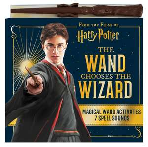 Green, M: The Wand Chooses the Wizard imagine