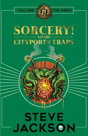 Fighting Fantasy: Cityport of Traps de Steve Jackson