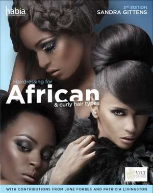 Hairdressing for African and Curly Hair Types from a Cross-Cultural Perspective imagine