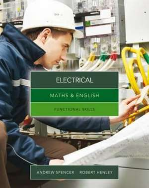 Maths & English for Electrical de Andrew Spencer
