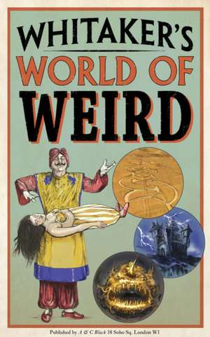 Whitaker's World of Weird