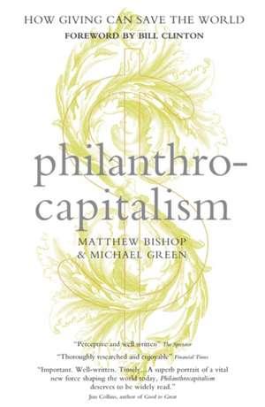 Philanthrocapitalism imagine
