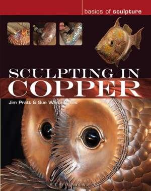 Sculpting in Copper imagine
