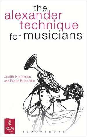 The Alexander Technique for Musicians imagine