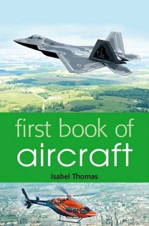 First Book of Aircraft