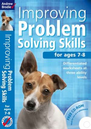 Improving Problem Solving Skills for ages 7-8