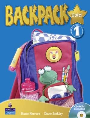 Herrera, M: Backpack Gold 1 + CD imagine