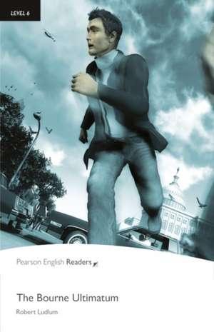 Level 6: The Bourne Ultimatum Book and MP3 Pack de Robert Ludlum