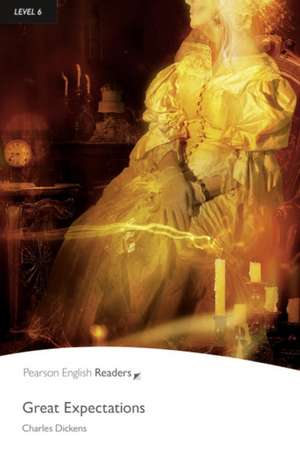 Level 6: Great Expectations Book and MP3 Pack de Charles Dickens