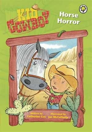 Horse Horror de Catherine Coe
