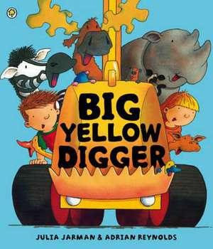 Big Yellow Digger