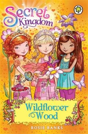 Secret Kingdom: Wildflower Wood de Rosie Banks