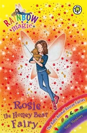 Rainbow Magic: Rosie the Honey Bear Fairy de Daisy Meadows