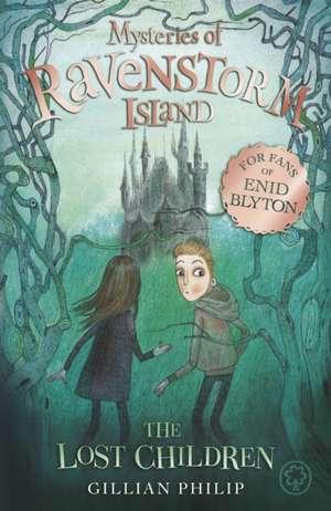Mysteries of Ravenstorm Island: The Lost Children