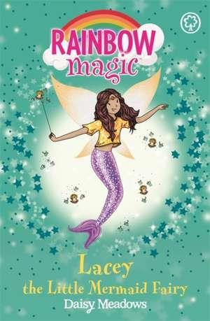 Lacey the Little Mermaid Fairy de Daisy Meadows