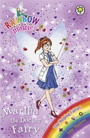 Meadows, D: Rainbow Magic: Martha the Doctor Fairy