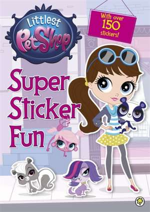 Super Sticker Fun