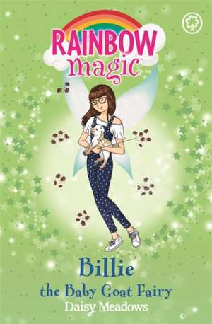 Billie the Baby Goat Fairy de Daisy Meadows