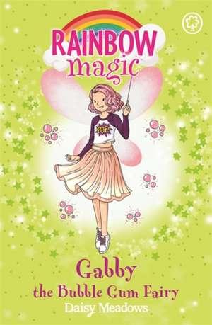 Rainbow Magic: Gabby the Bubble Gum Fairy de Daisy Meadows