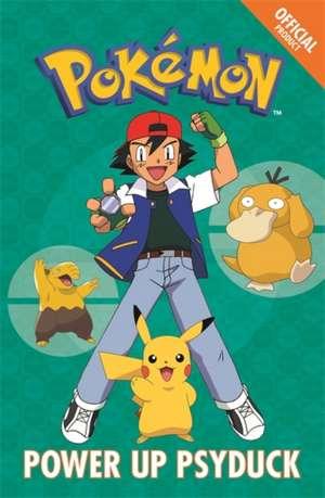 Official Pokemon Fiction: Power Up Psyduck de  Pokemon