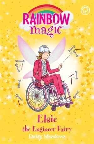 Rainbow Magic: Elsie the Engineer Fairy de Daisy Meadows