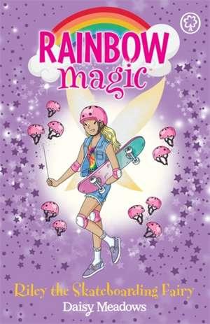 Rainbow Magic: Skye the Skateboarding Fairy de Daisy Meadows