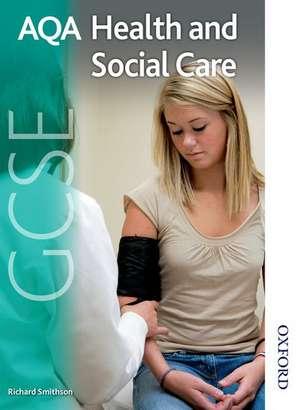 AQA GCSE Health and Social Care