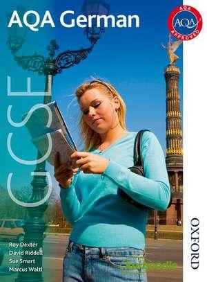 AQA GCSE German Student Book