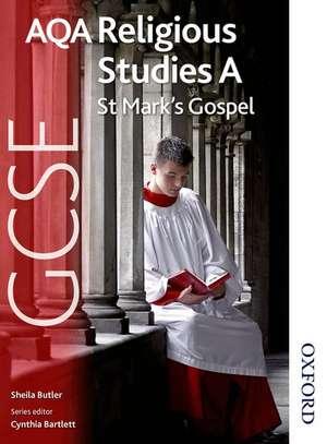 AQA GCSE Religious Studies A - St Mark's Gospel