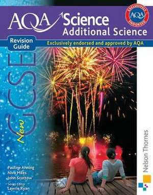 AQA Science GCSE Additional Science Revision Guide