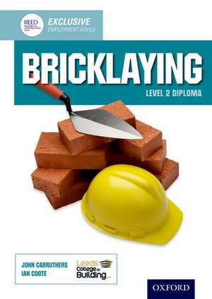 Bricklaying Level 2 Diploma de Leeds College of Building