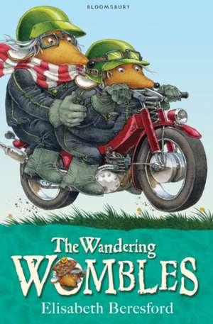 The Wandering Wombles de Elisabeth Beresford