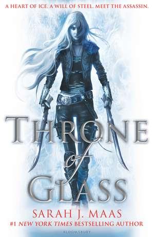 Throne of Glass de Sarah J. Maas