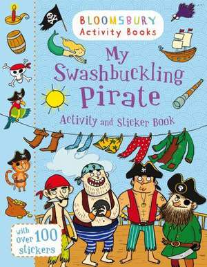 My Swashbuckling Pirate Activity and Sticker Book