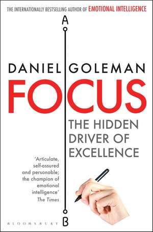 Focus de Daniel Goleman