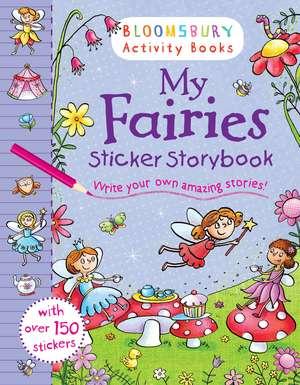 My Fairies Sticker Storybook