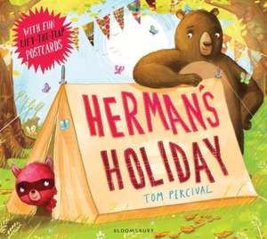 Herman's Holiday de Tom Percival