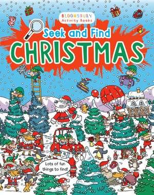 Seek and Find Christmas de Emiliano Migliardo