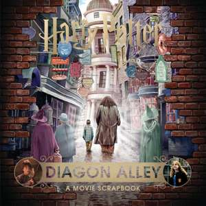 Harry Potter – Diagon Alley: A Movie Scrapbook de Warner Bros.
