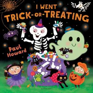 I Went Trick-or-Treating de Paul Howard