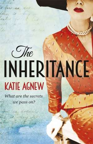 The Inheritance de Katie Agnew
