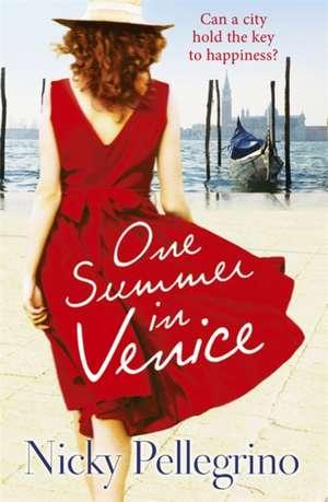 One Summer in Venice de Nicky Pellegrino