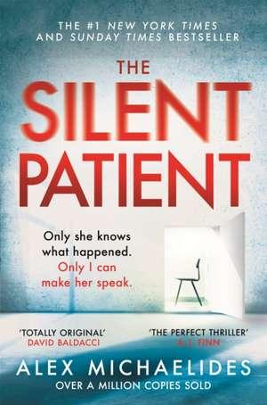 The Silent Patient de Alex Michaelides