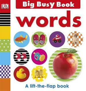 Big Busy Book Words